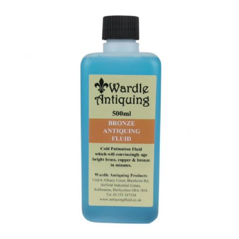 Bronze  Antiquing Fluid 500ml